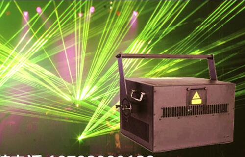 20W color stage laser lamp