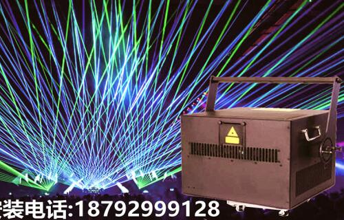 35W color stage laser lamp