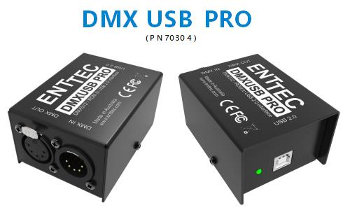 BEYOND, Quickshow dedicated DMX controller